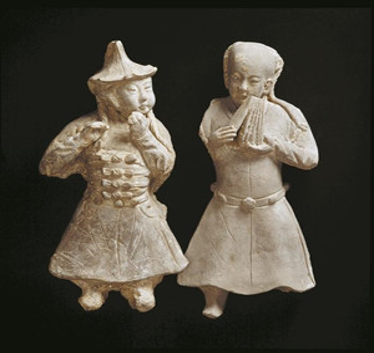 从庞贝壁画看到汉代单衣