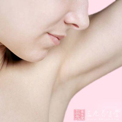 5.腋窝淋巴结肿-女人这样睡竟诱发癌症