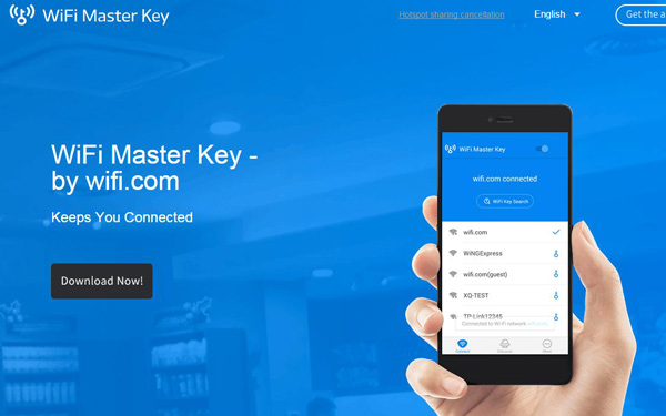 download wifi master key for iphone