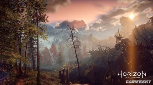 《地平线﹕黎明时分》延期﹕游戏实在太大了