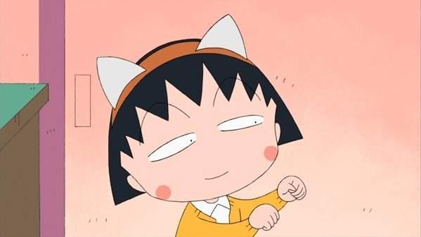 《樱桃小丸子喵》,让变身猫咪的小丸子变萌变可爱!