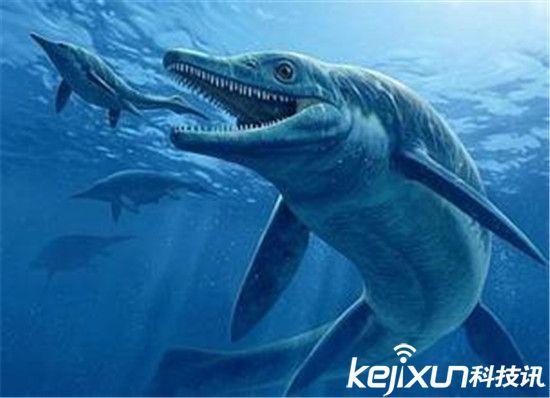 史前海洋生物灭亡真相 海水被毒气侵染