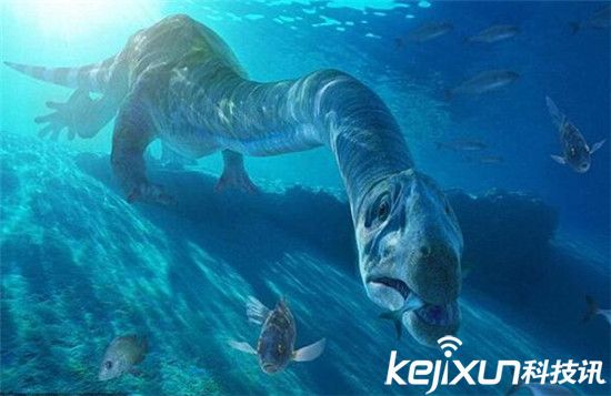 史前海洋生物灭亡真相