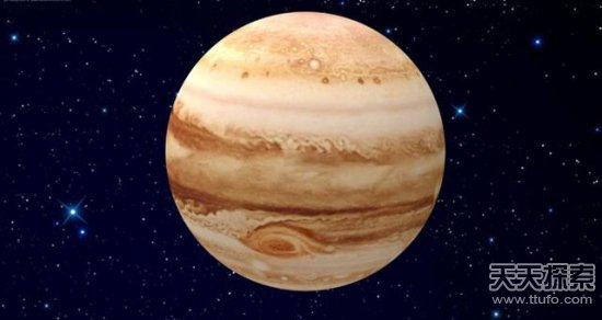 八大行星探秘 为你揭开木星的神秘面纱