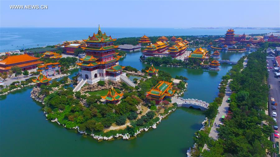 scenery of penglai in east china s shandong province 3