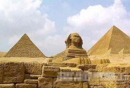 探索:神秘的古埃及金字塔不为人知秘密(2)