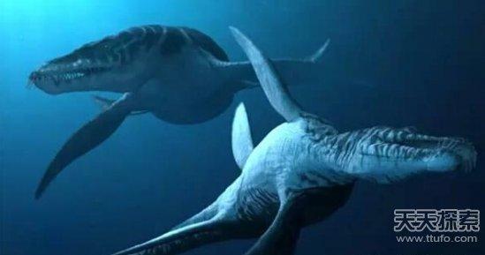 地球的远古动物