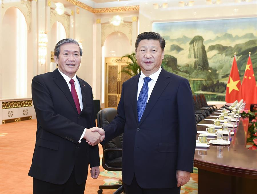 Xi: China, Vietnam should value positive momentum in relations