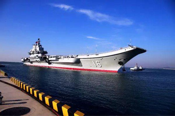 Life on China's Liaoning aircraft carrier