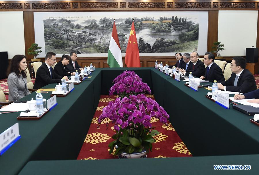 China-Hungary working group to facilitate Belt and Road implementation
