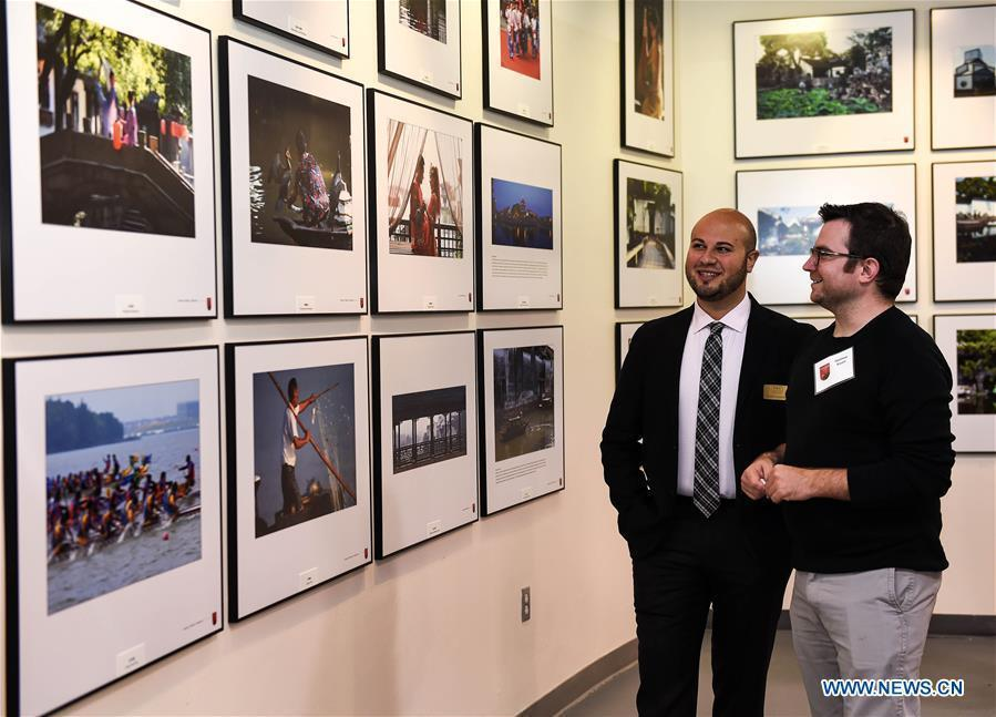 U.S.-WASHINGTON D.C.-CHINA STORY-PHOTO EXHIBITION