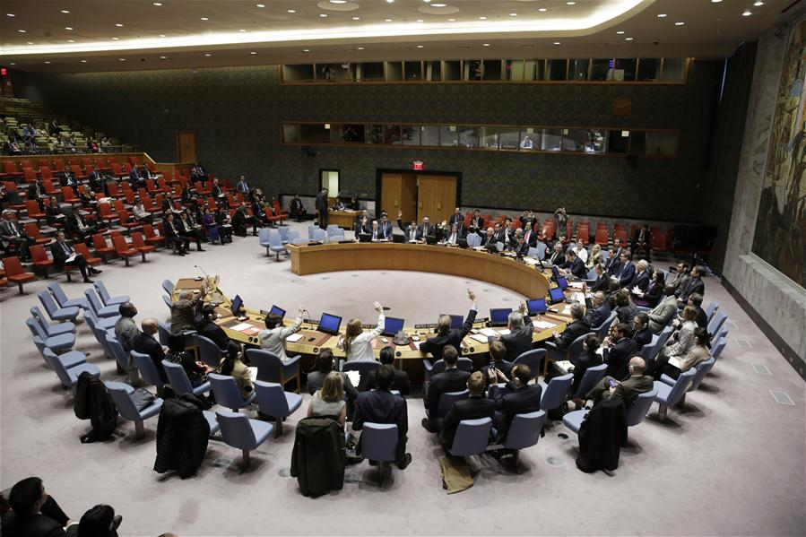 UN-NEW YORK-SECURITY COUNCIL-DPRK