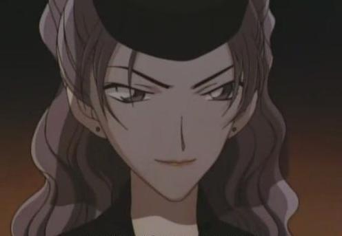 日本动画《名侦探柯南》中的十大绝世美女