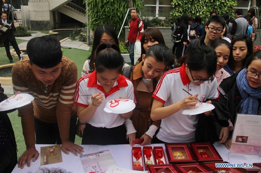 VIETNAM-HANOI-BEIJING-CULTURAL HERITAGE