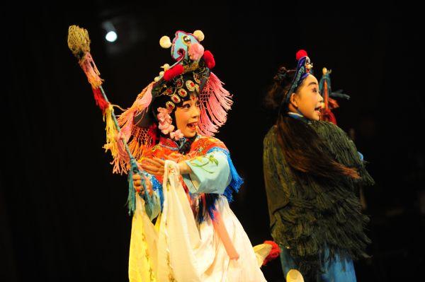 Peking Opera's foreign envoys