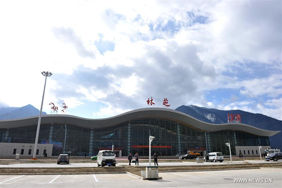 Tibet's 2nd largest airport terminal starts opera