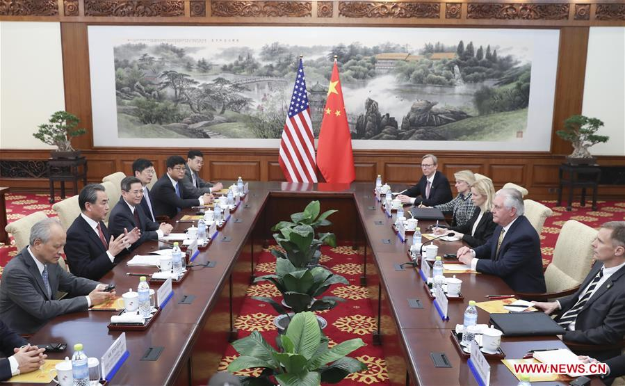 China, U.S. in talks on meeting between presidents