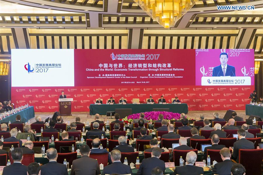 CHINA-BEIJING-ZHANG GAOLI-CDF (CN)