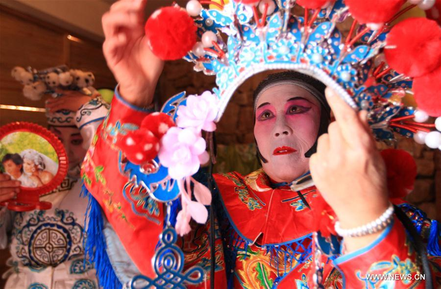 #CHINA-SHANDONG-YINAN-LOCAL OPERA (CN)