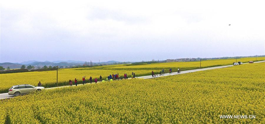 CHINA-HUBEI-XIAOCHANG-SPRING SCENERY (CN)