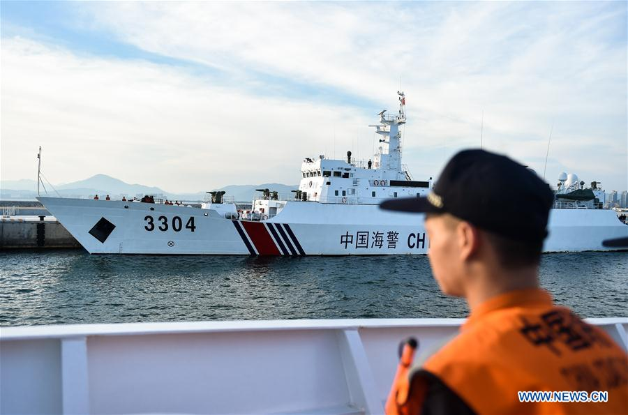 CHINA-VIETNAM-JOINT FISHERY INSPECTION (CN)