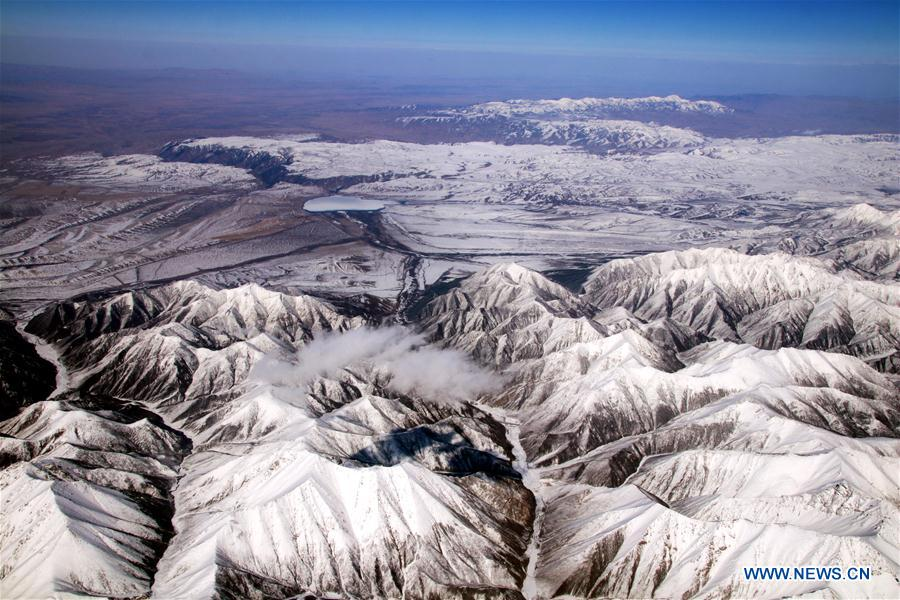 #CHINA-GANSU-QILIAN MOUNTAINS-SCENERY (CN)