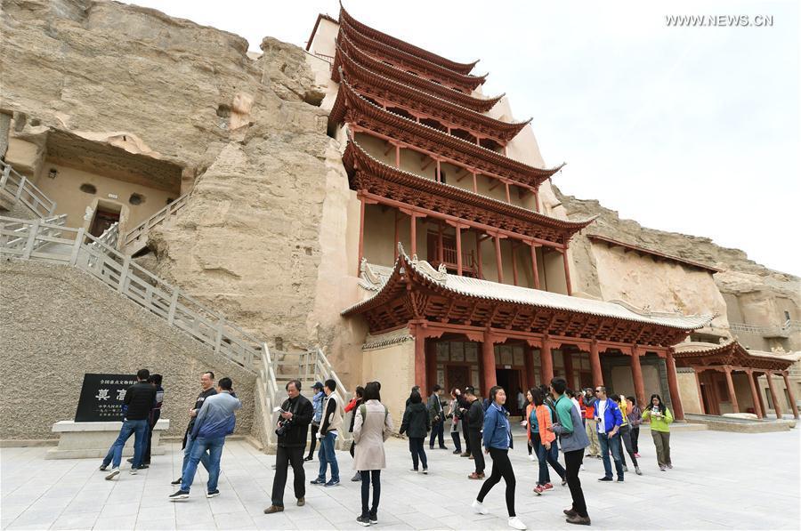 CHINA-GANSU-DUNHUANG-TOURISM (CN)
