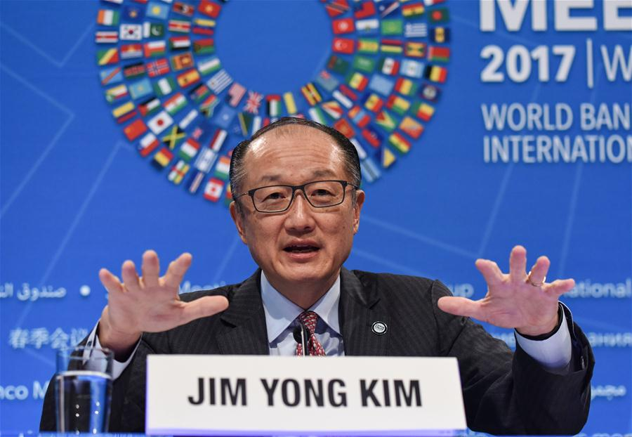 China sets example for open trade: World Bank President