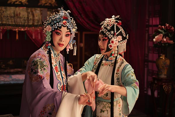 Peking Opera on big screen