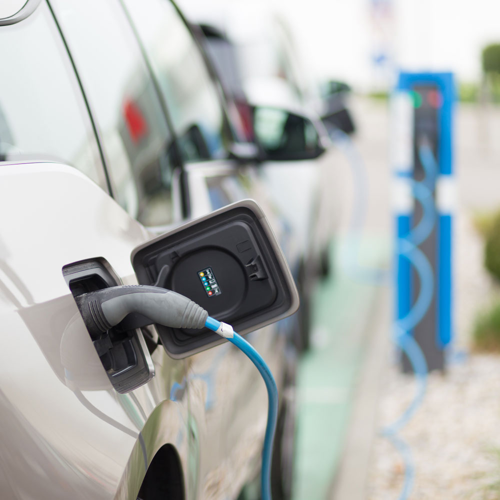 Electric cars are currently mainly small city vehicles. That's set to change rapidly. [Photo: Thinkstock]