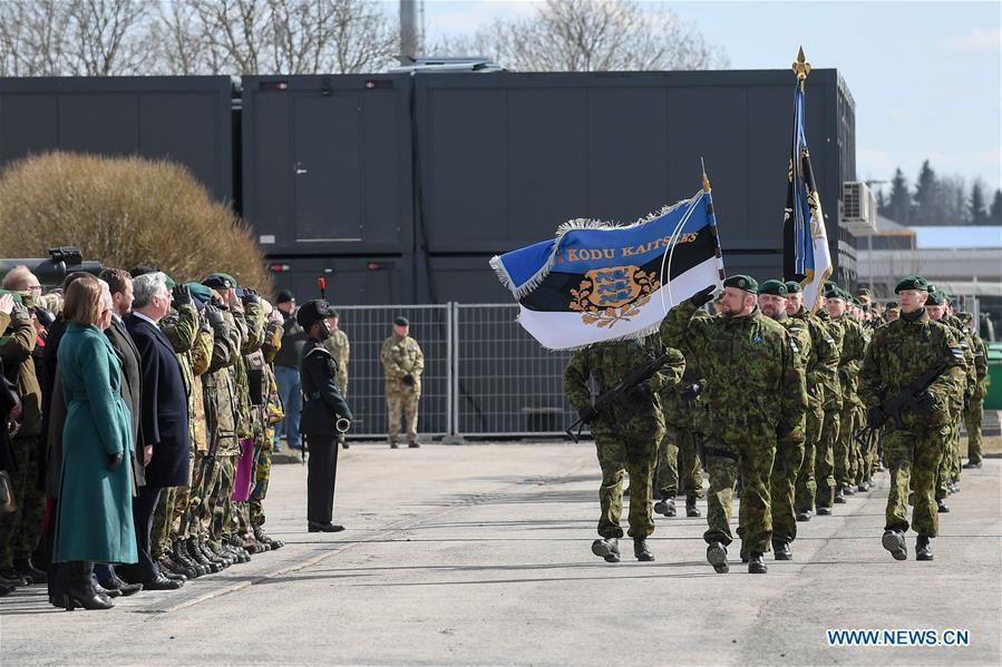 ESTONIA-TAPA-NATO-BATTALION-SERVICE