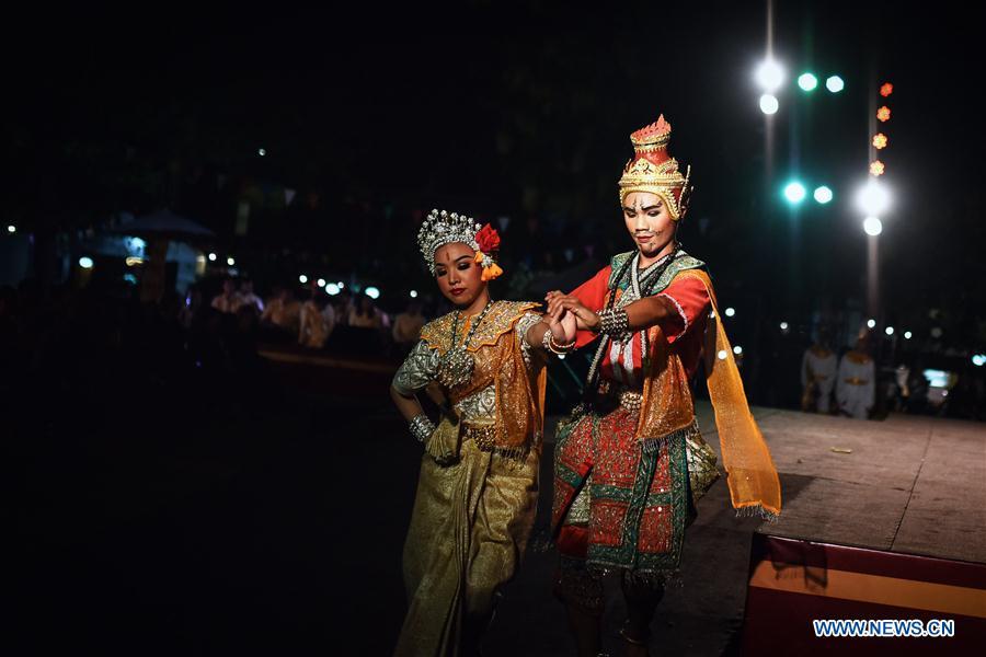 THAILAND-BANGKOK-OLD TOWN-ANNIVERSARY