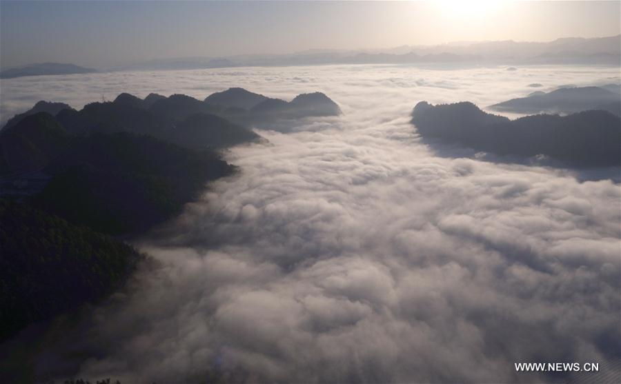 #CHINA-HUBEI-ENSHI-FOG (CN)