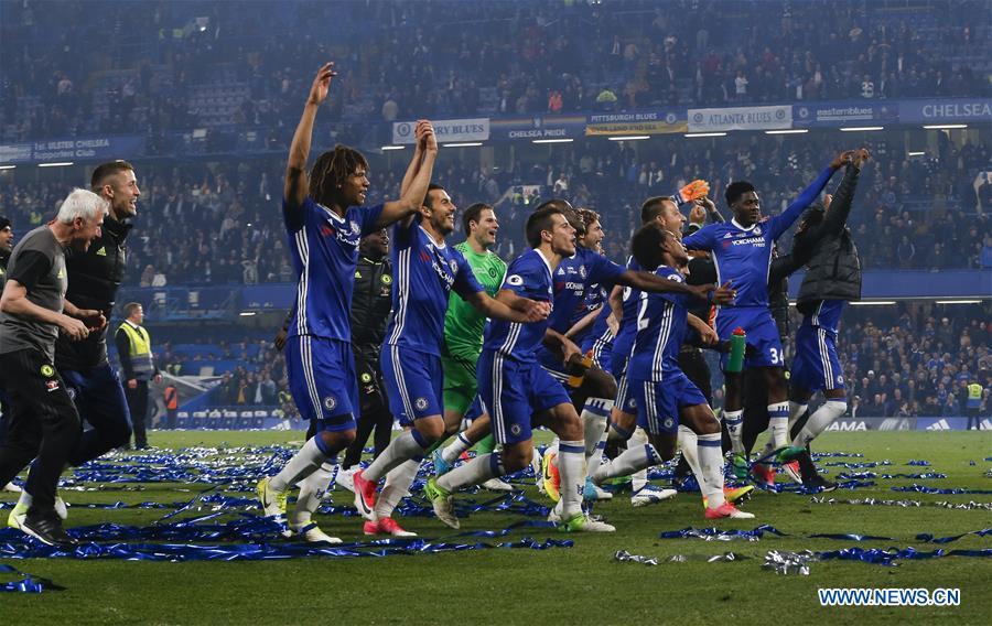 Chelsea beats Watford 4-3 in English Premier League(1)