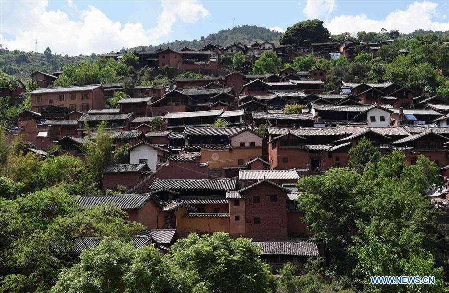 CHINA-YUNNAN-ANCIENT VILLAGE (CN)