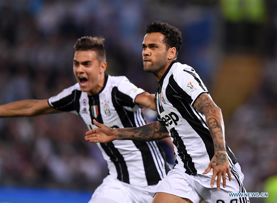 (SP)ITALY-ROME-ITALIAN CUP-FINAL-JUVENTUS VS LAZIO