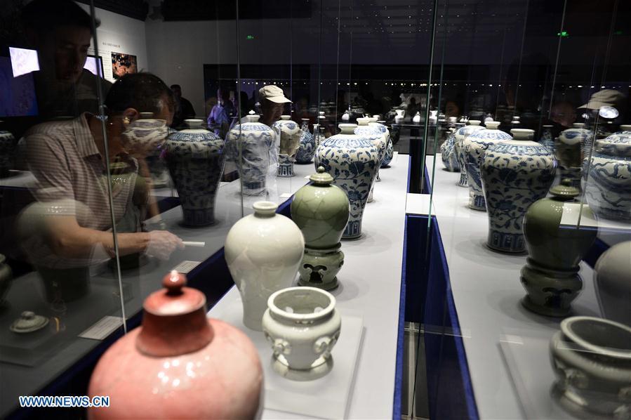 CHINA-INTERNATIONAL MUSEUM DAY (CN)