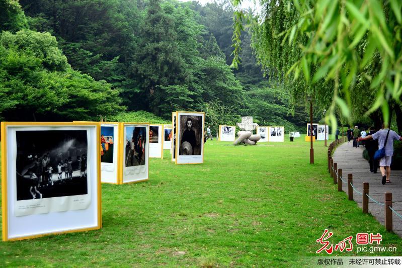 杭州举办最美的户外摄影节