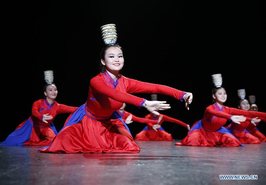 BELGIUM-BRUSSELS-CHINA-EU ART FESTIVAL-OPENING