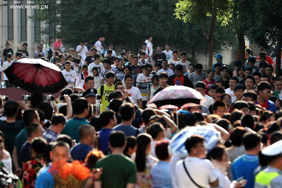 CHINA-NATIONAL COLLEGE ENTRANCE EXAMINATION(CN)