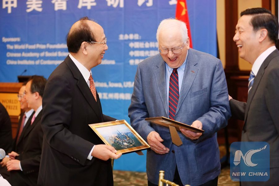 Prospects of U.S.-China relations promising: think tank symposium