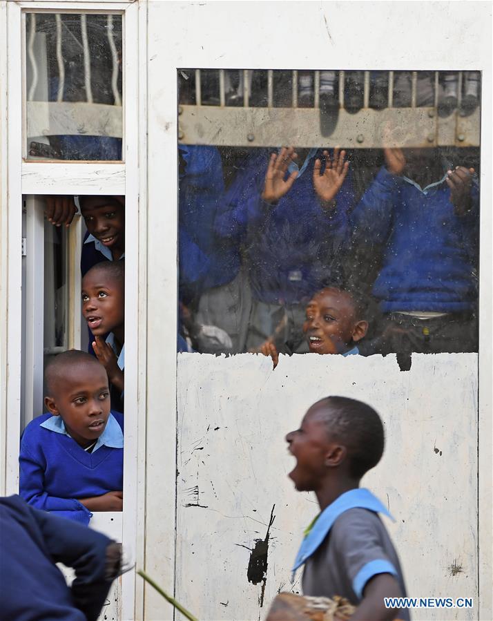 KENYA-NAIROBI-BEIJING-MCEDO-SCHOOL