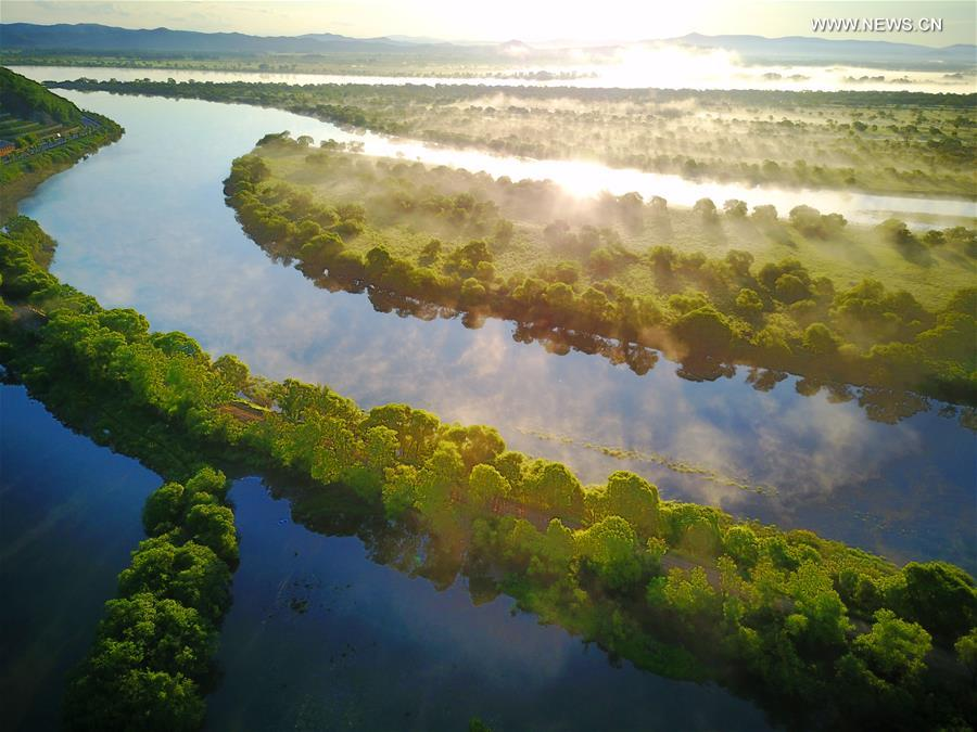 #CHINA-HEILONGJIANG-WUSULI RIVER-SCENERY (CN)