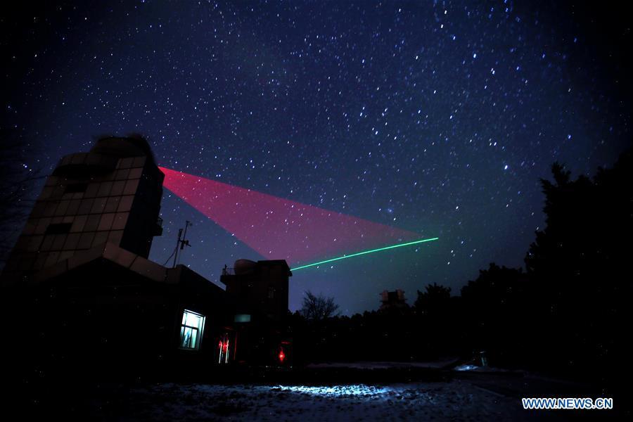 CHINA-SCIENCE-QUANTUM COMMUNICATION-BREAKTHROUGH (CN)