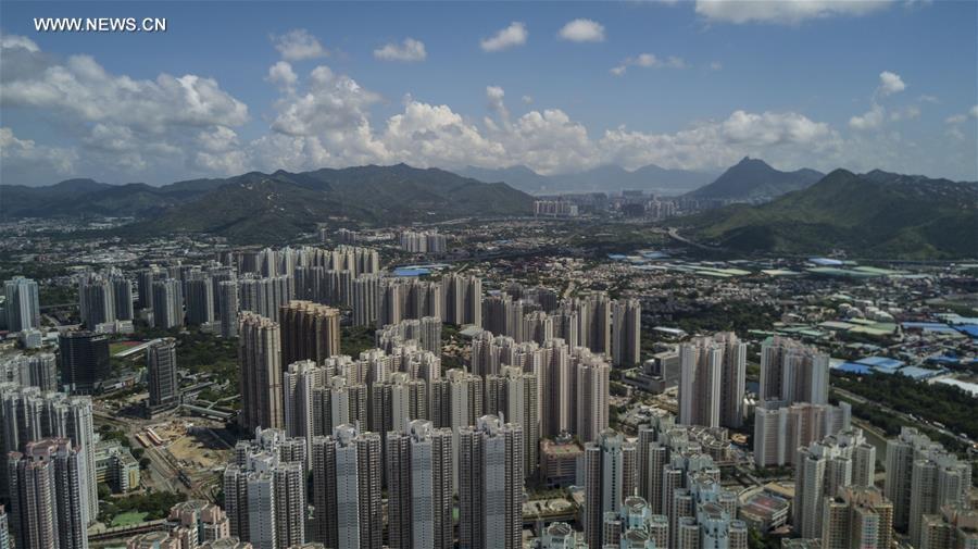 CHINA-HONG KONG-ANNIVERSARY-TIN SHUI WAI (CN)