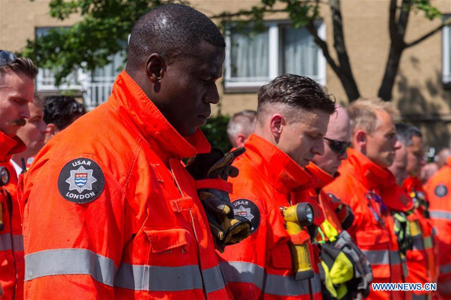 London tower fire death toll rises to 79