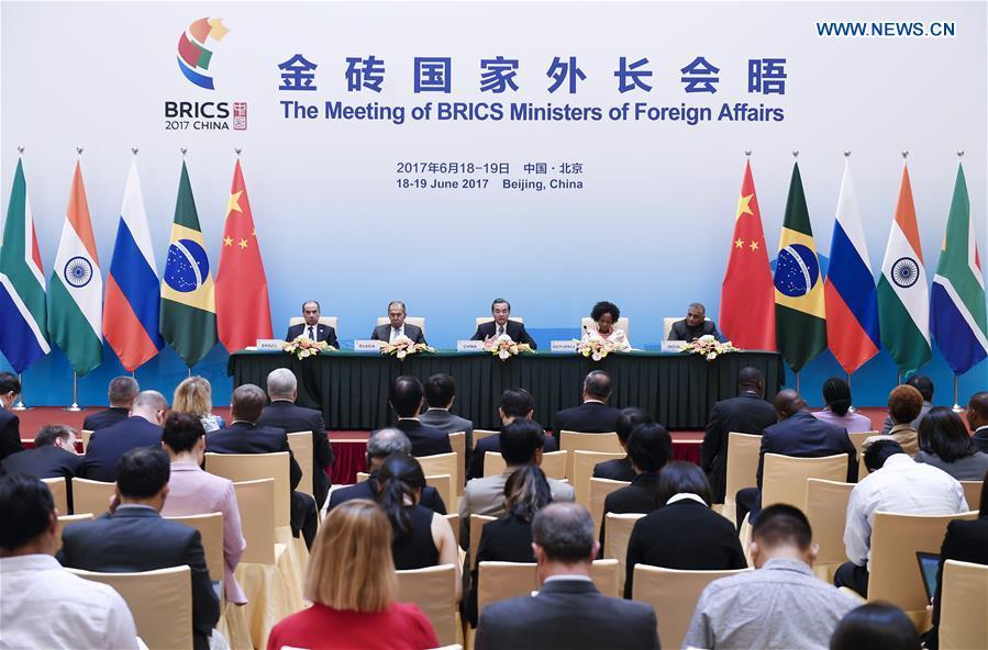 CHINA-BEIJING-BRICS-FM-MEETING (CN)