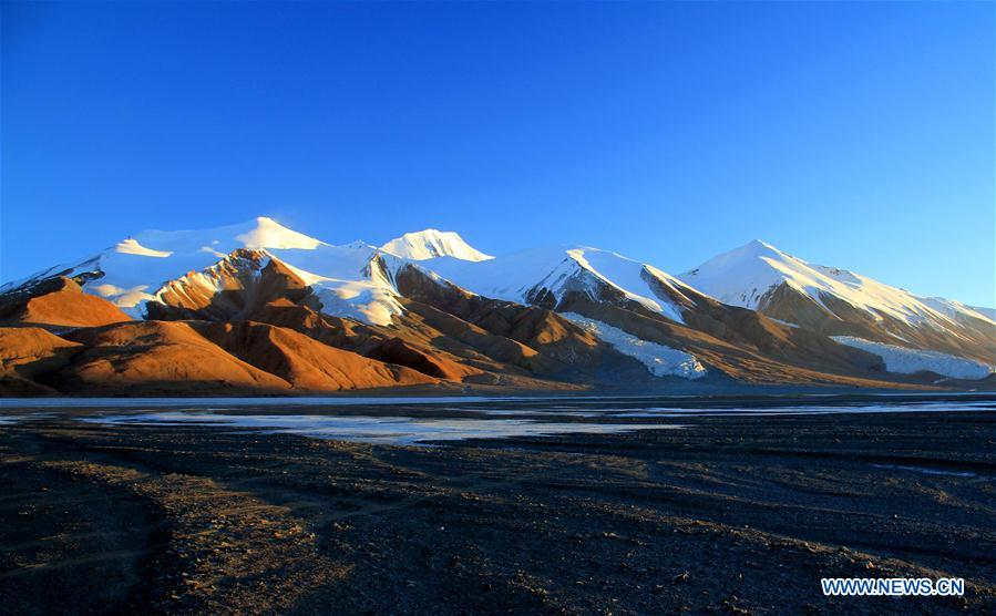 CHINA-QINGHAI-HOH XIL-WORLD HERITAGE LIST (CN)