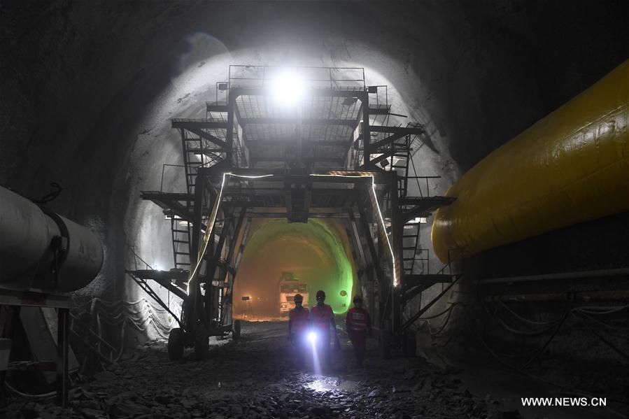 CHINA-HENAN-COAL RAILWAY-CONSTURCTION (CN)
