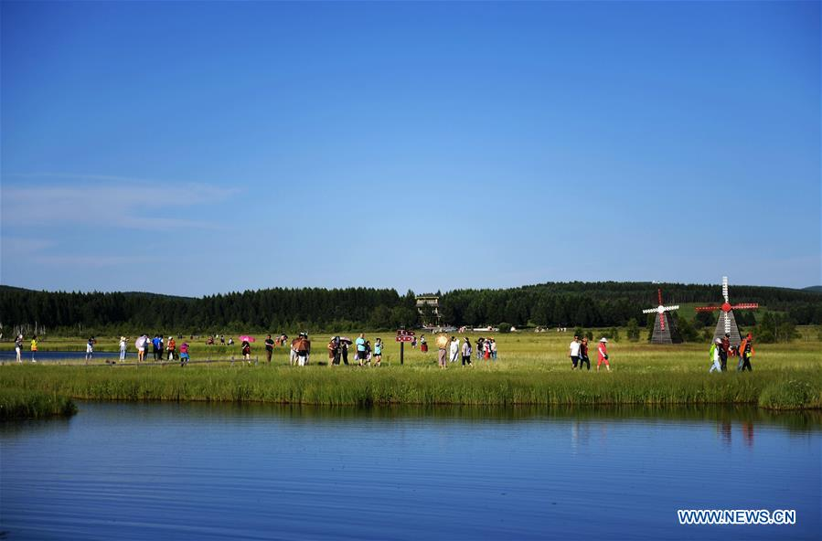 CHINA-HEBEI-CHENGDE-NATIONAL FOREST PARK(CN)